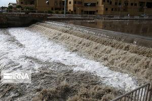 باران سیل آسا در هرمزگان