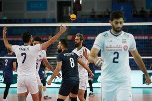 فیلم/خلاصه بازی والیبال ایران ۳-۲ کرهجنوبی