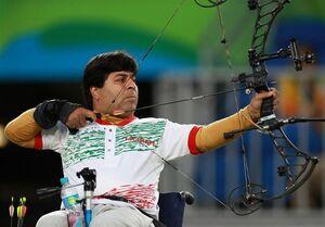 خداحافظی مدالآور بازیهای پاراآسیایی