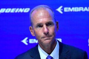 مدیرعامل اخراجی بوئینگ ۶۲ میلیون دلار غرامت گرفت