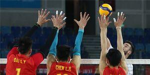 حریف ایران در فینال والیبال انتخابی المپیک مشخص شد