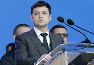 زلنسکی از بیانیه ایران در مورد هواپیمای اوکراینی استقبال کرد