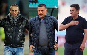 ۳ گزینه ایرانی هدایت تیم ملی فوتبال