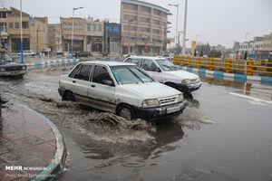 هشدار برف و باران گسترده در ۲۷ استان