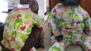 شگرد عجیب زن اوگاندایی برای قاچاق کالا!  +عکس
