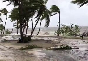 طوفان در آمریکا جان ۱۰ نفر را گرفت