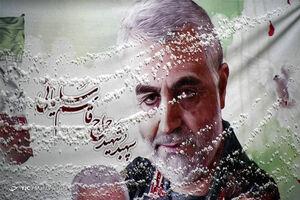 فیلم/ حال و هوای بارانی مزار حاج قاسم سلیمانی