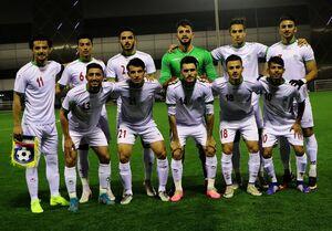 تیم ملی امید سردرگم بود