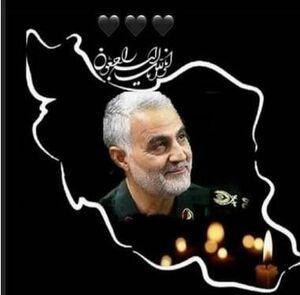 عکس/ واکنش بازیکنان تیم ملی فوتبال به شهادت سردار سلیمانی