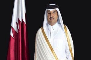 فیلم/  استقبال رسمی روحانی از امیر قطر