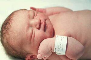 نوزاد نمایه