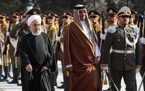امیر قطر: کمکهای ایران در زمان محاصره را نمیتوان فراموش کرد