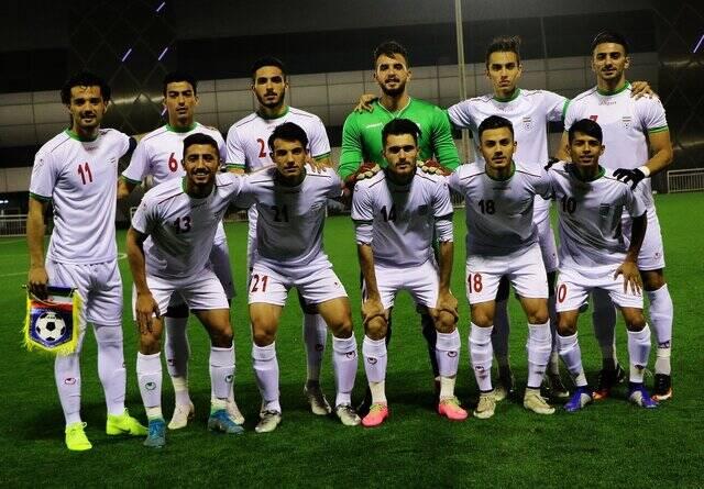 ترکیب تیم ملی امید برای دیدار با کرهجنوبی