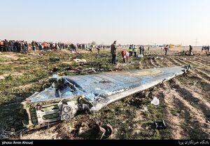 دیدار امام جمعه گرگان با خانواده یکی از شهدای هواپیمای اوکراینی