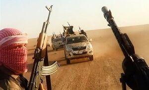 داعش مقرهای مرزی حشدالشعبی را هدف قرار داد