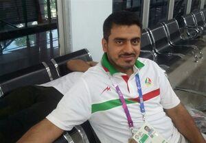 پرستار ایرانی که در بیمارستان به المپیک رسید