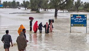 برق ۵۰ روستای سیلزده سیستان و بلوچستان وصل شد