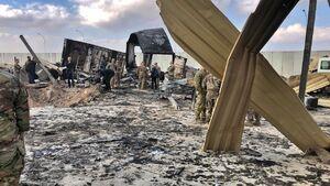 فیلم/ اشکهای نظامیان آمریکایی در پایگاه عینالاسد