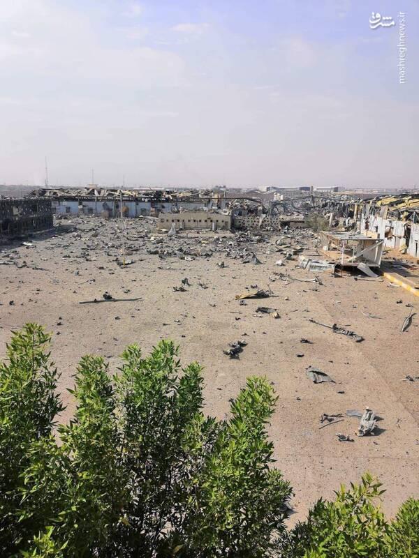 راکتپرانی به پایگاههای نظامی؛ بازی جدید امریکا برای بدنام کردن بسیج مردمی عراق