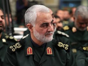 صوت/ مداحی حماسی طاهری برای شهادت سردار سلیمانی