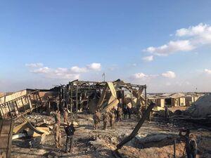 تلفات نظامیان آمریکایی در «عینالأسد» بیشتر شد