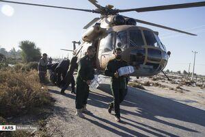امدادرسانی سپاه به«سیستان و بلوچستان»
