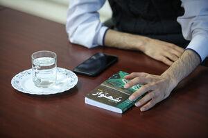 نشست پرژن دژن - نقد کتاب شهنواز - رضا رسولی - کتابستان معرفت