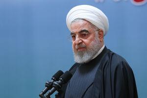 فیلم/ روحانی: کاری کردیم که دنیا، ترامپ را محکوم کنند