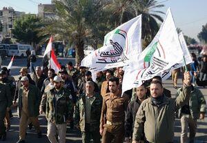 حمله به حشدالشعبی نقض توافقنامه امنیتی عراق-آمریکا