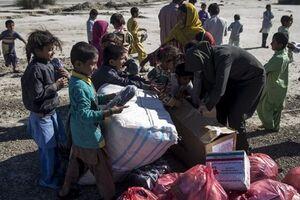 سیل در سیستان و بلوچستان - کراپشده