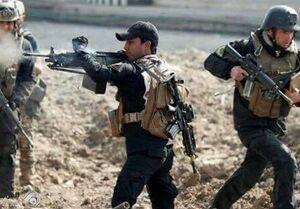 خنثی شدن توطئه حمله تروریستی به بغداد