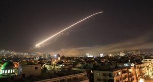 پشت پرده حملات موشکی به فرودگاه راهبردی و مهم « تی فور»/ ادامه پروژه ضد جبهه مقاومت با بازی خطرناک صهیونیستها در سوریه + نقشه میدانی