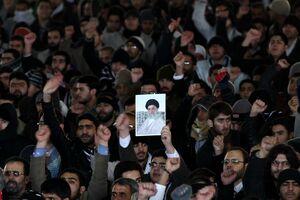 فیلم/ سیل جمعیت در مصلی امام خمینی(ره)