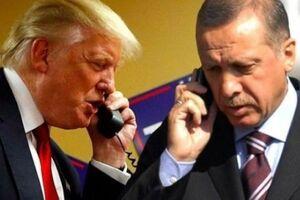 گفتوگوی تلفنی ترامپ و اردوغان درباره تحولات منطقه