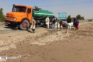 آخرین وضعیت سیل سیستان و بلوچستان +فیلم