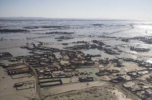 ۹۹ روستا در مناطق سیلزده مشکل آب آشامیدنی دارند