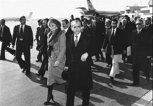 دیدگاه شاه پهلوی درباره حقوق زنان +فیلم