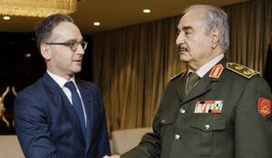 وزیر خارجه آلمان در بنغازی: حفتر به آتشبس متعهد است