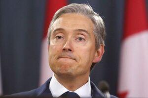 وزیرخارجه کانادا