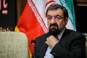 توییت محسن رضایی درباره دو رفراندوم  ۴۰ روزه مردم ایران