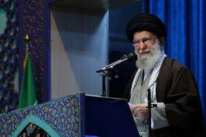 رهبرانقلاب خطبههای نماز جمعه تهران
