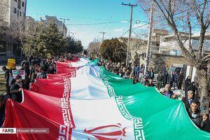 عکس/ راهپیمایی حمایت از اقتدار نظام در سراسر کشور