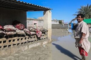 نحوه تامین ارزاق عمومی سیل زدگان سیستان و بلوچستان