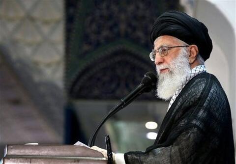 فیلم/ سخنرانی جدید رهبر انقلاب بهمناسبت آغاز ایام فاطمیه