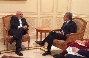 دیدار وزرای خارجه ایران و کانادا در مسقط پایتخت عمان