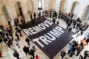 تداوم تهدید علیه رأیدهندگان به محکومیت ترامپ