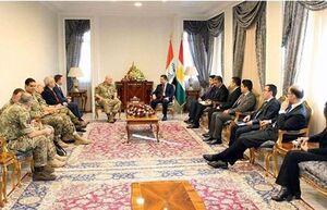 رایزنی آمریکا با «اربیل» برای احداث ۴ پایگاه نظامی در کردستان عراق