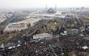 اقامه نماز جمعه به امامت رهبر معظم انقلاب اسلامی
