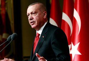 چرا اردوغان در مراسم شام مرکل شرکت نکرد؟