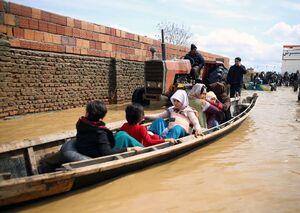 پرداخت بیش از ۱۸۰ هزار فقره تسهیلات قرضالحسنه به سیلزدگان